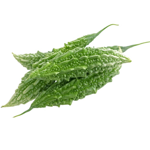 Picture of Bitter Gourd (Large) - 500 gm