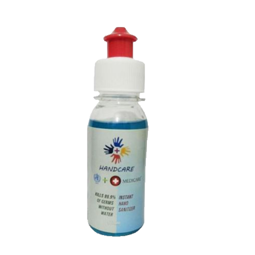 Picture of Instant Hand Sanitizer 100ml (Red Cap)