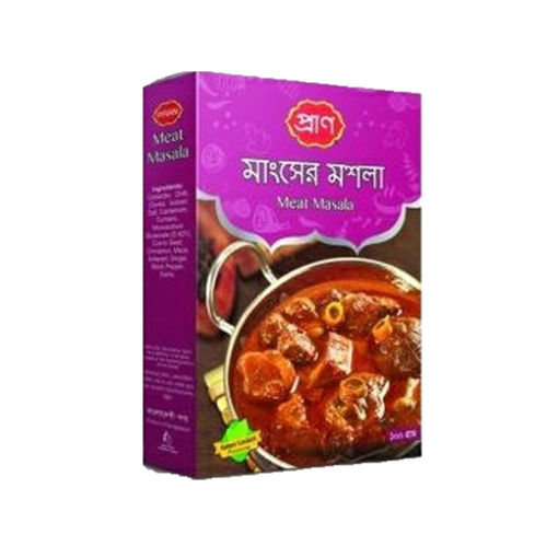 Picture of Pran Meat Masala - 100 gm