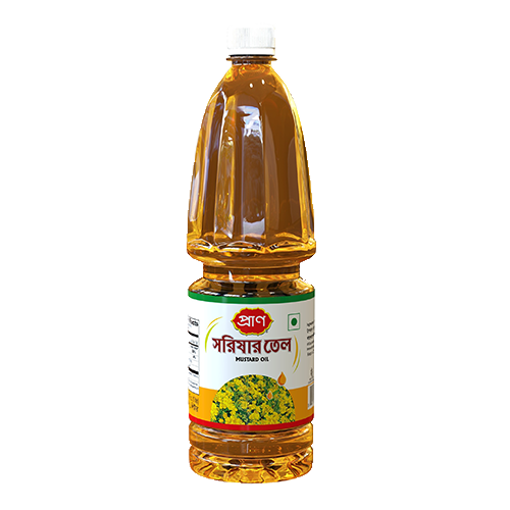 Picture of Pran Mustard Oil - 1 ltr