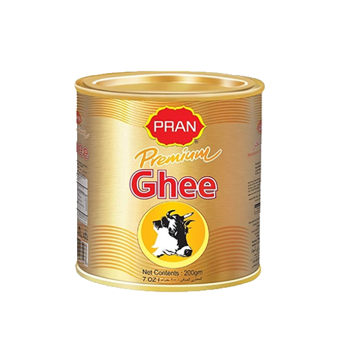 Picture of Pran Premium Ghee - 200 gm