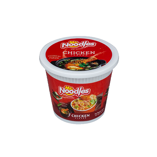 Picture of Mr. Noodles Cup Noodles Chicken - 40 gm