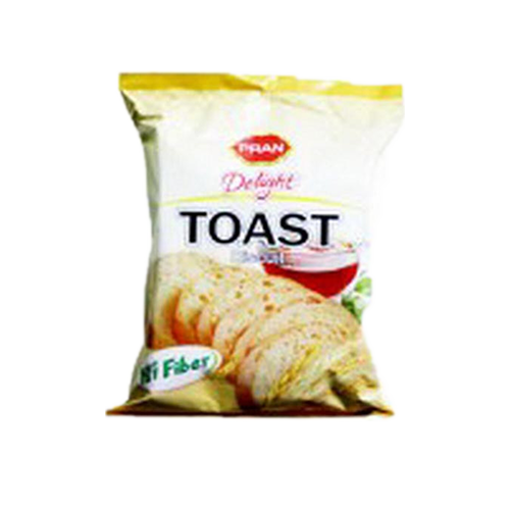 Picture of Pran Delight Toast Biscuit - 250 gm