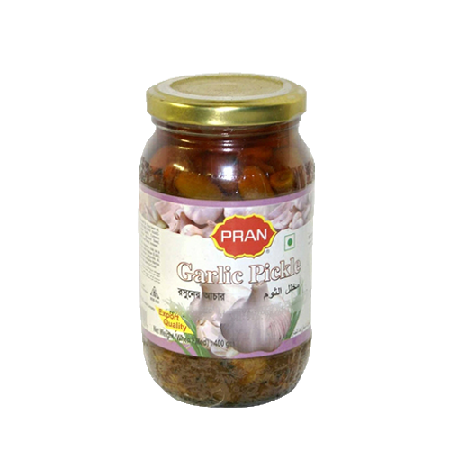 Picture of Pran Garlic Pickle - 400 gm
