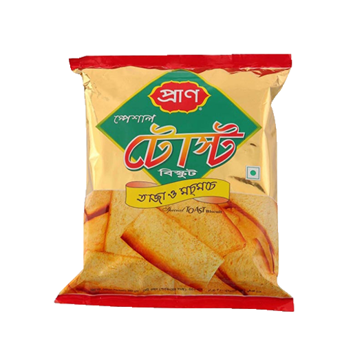 Picture of Pran Special Toast Biscuit - 350 gm