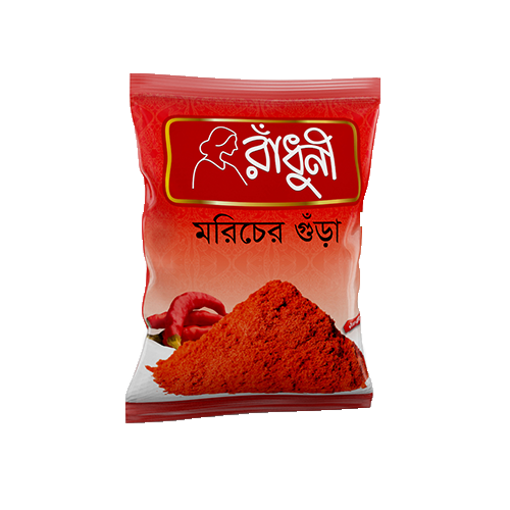 Picture of Radhuni Chili Powder - 100 gm