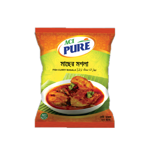 Picture of Pure Fish Curry - 20 gm
