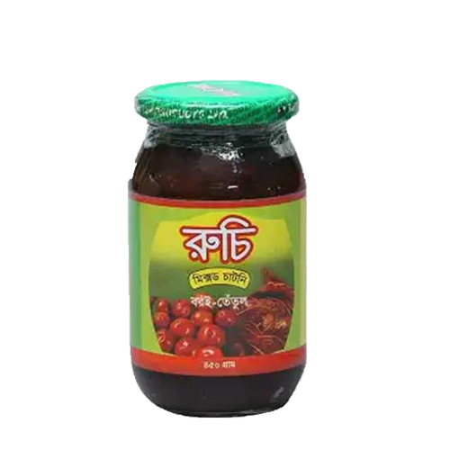 Picture of Ruchi Mixed Chutney - 450 gm