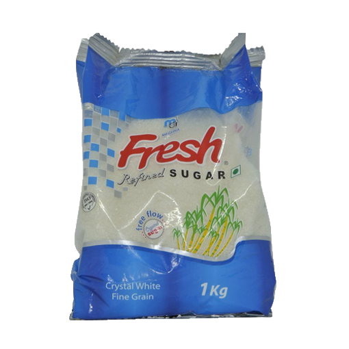 Picture of Fresh Refined Sugar - 1 kg