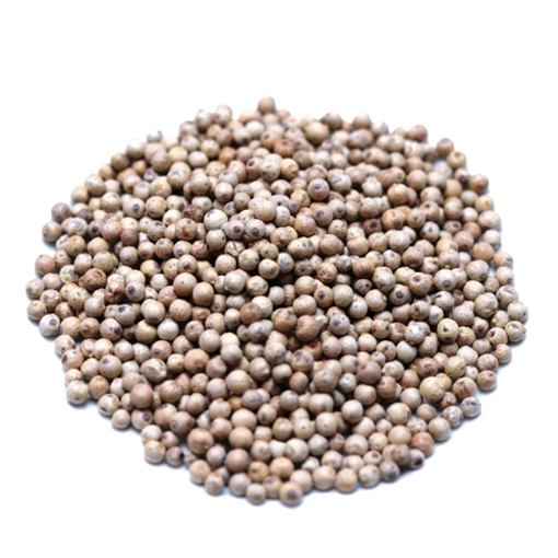 Picture of White Pepper Whole - 50 gm