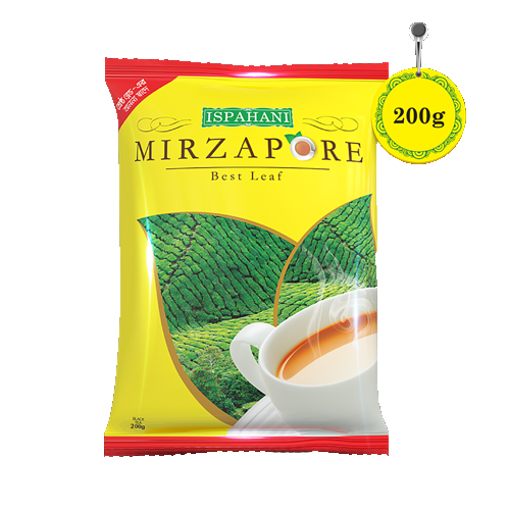 Picture of Ispahani Mirzapur Best Leaf Tea - 200 gm