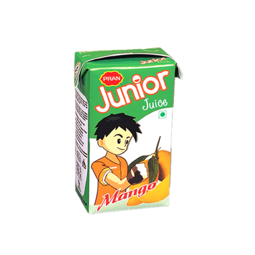 Picture of Pran Junior Mango Fruit Drink - 125 ml