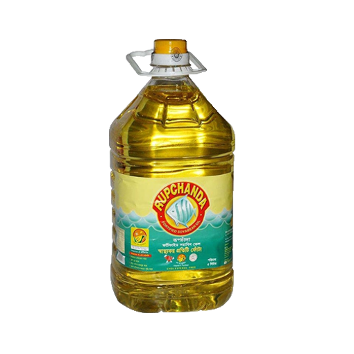 Picture of Rupchanda Soyabean Oil - 5 ltr