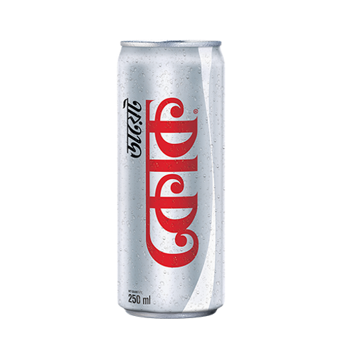 Picture of Diet Coke Can - 250 ml