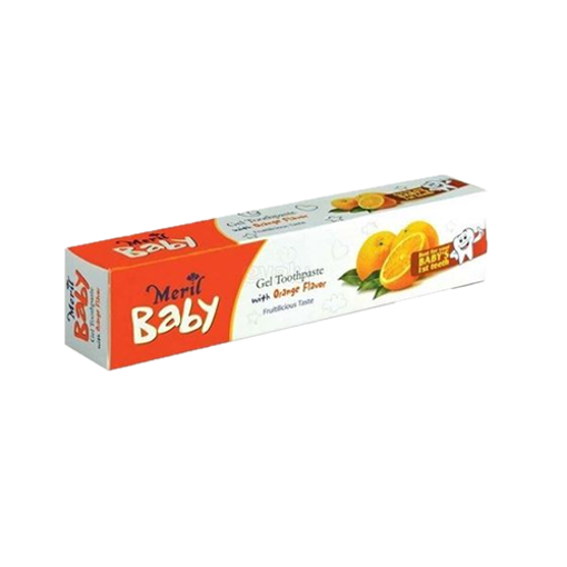 Picture of Meril Baby Toothpaste - 1 pc