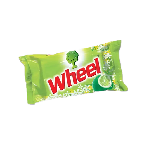 Picture of Wheel Washing Powder Laundry Bar - 130 gm