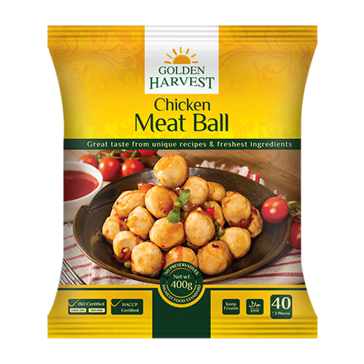 Picture of Chicken Meatball - 400 gm