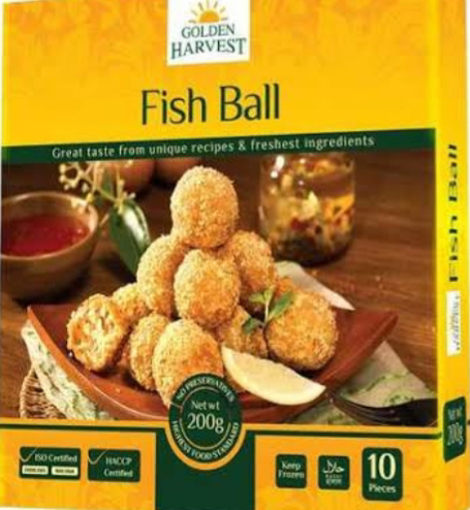 Picture of Fish Ball - 200 gm