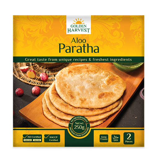 Picture of Aloo Paratha - 250 gm