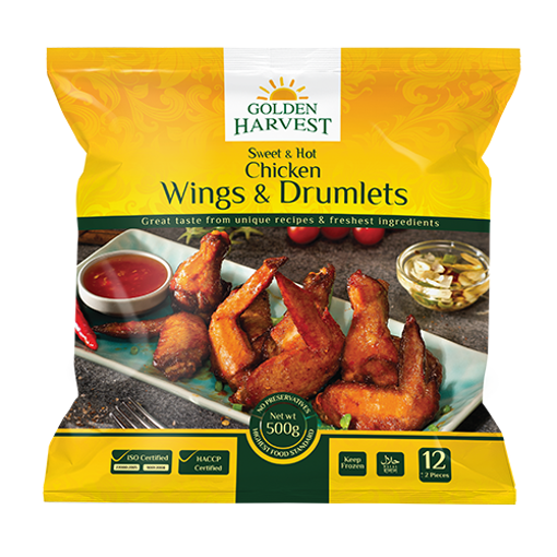 Picture of Chicken Wings & Drumlets - 500 gm