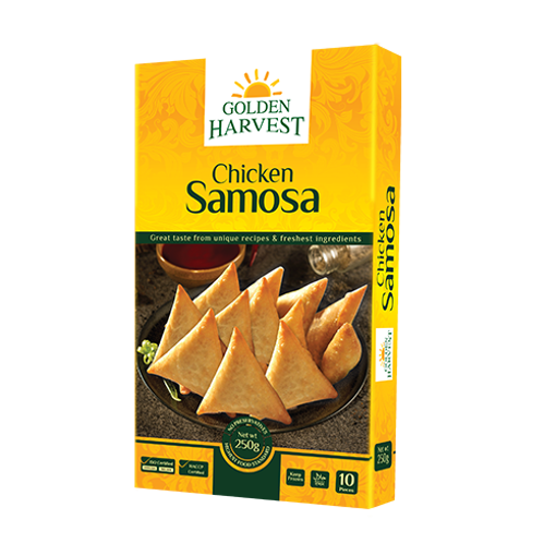 Picture of Chicken Samosa - 250 gm