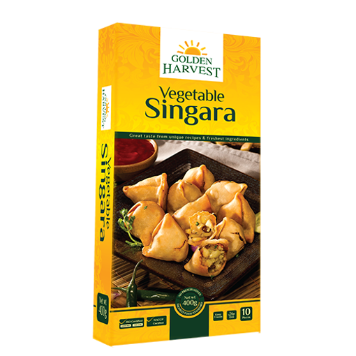 Picture of Vegetable Singara - 400 gm