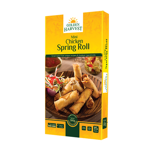 Picture of Mini Chicken Spring Roll - 300 gm