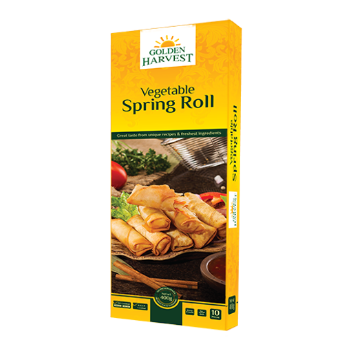 Picture of Vegetable Spring Roll - 400 gm