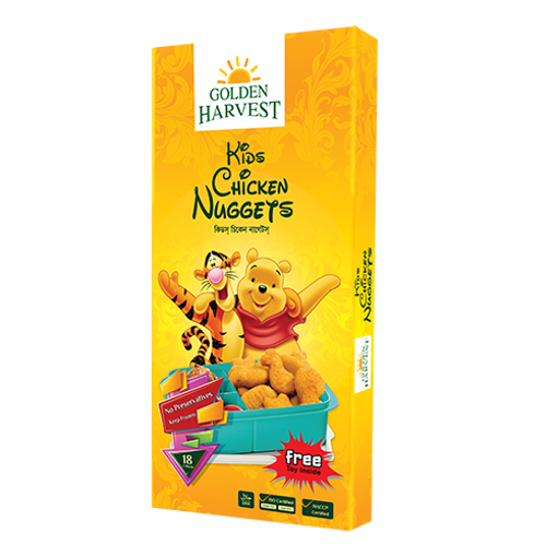Picture of Kids Nuggets - 200 gm
