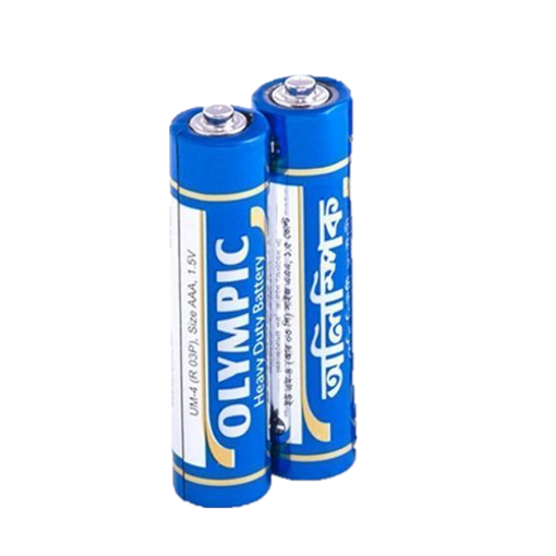 Picture of Olympic AAA Battery - 2 pcs