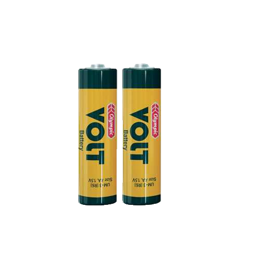 Picture of Olympic Metallic Volt Pencil Battery - 2 pcs