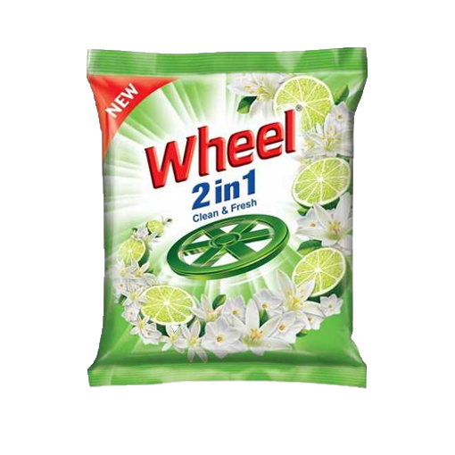 Picture of Wheel Washing Powder 2in1 Clean & Fresh - 1 kg