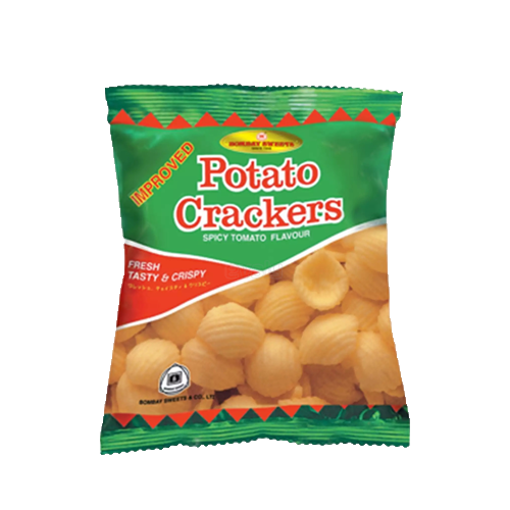 Picture of Bombay Sweets Potato Crackers - 1 packet