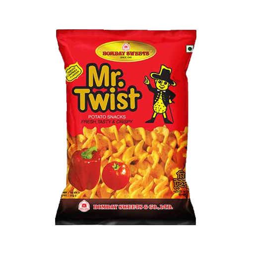 Picture of Bombay Sweets Mr. Twist - 1 packet