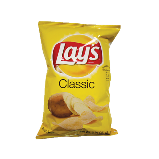 Picture of Lay's Classic Chips - 1 packet