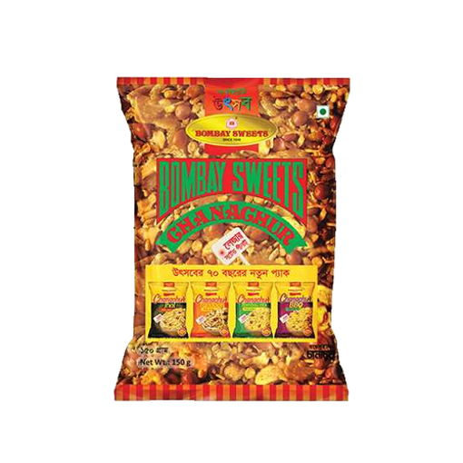 Picture of Bombay Sweets Chanachur - 150 gm