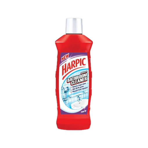 Picture of Harpic Bathroom Cleaning Liquid Floral - 500 ml