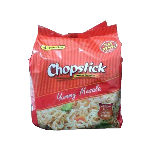 Picture of Chopstick Instant Noodles (Yummy Masala) - 248 gm