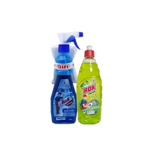 Picture of Rok Lemon Dish Washing Liquid - 500 ml