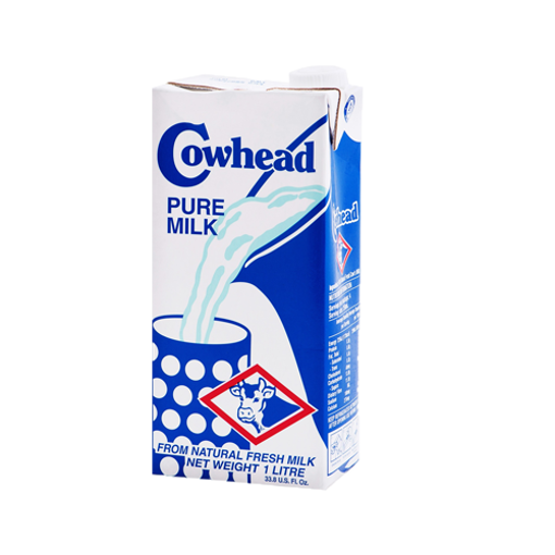 Picture of Cowhead Pure UHT Milk - 1 ltr