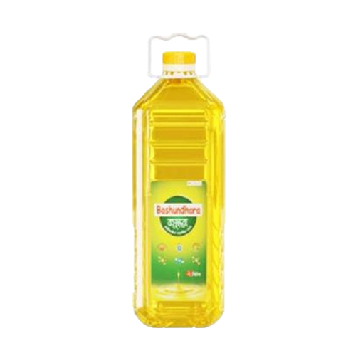 Picture of Bashundhara Fortified Soyabean Oil - 1 ltr