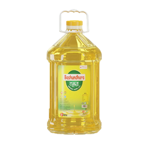 Picture of Bashundhara Fortified Soyabean Oil - 5 ltr