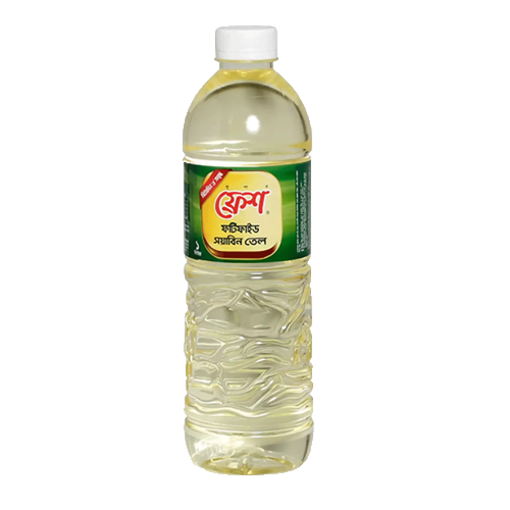 Picture of Fresh Soyabean Oil - 1 ltr