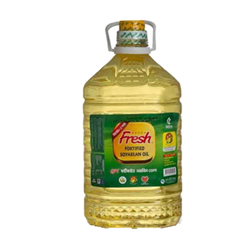 Picture of Fresh Soyabean Oil - 5 ltr