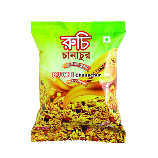 Picture of Ruchi Barbecue Chanachur - 150 gm