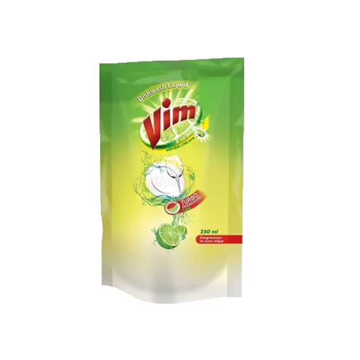 Picture of Vim Dish Washing Liquid - 250 ml