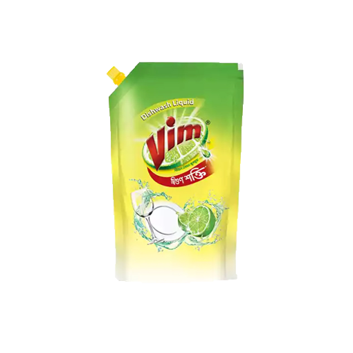 Picture of Vim Dish Washing Liquid Spout Pack - 250 ml