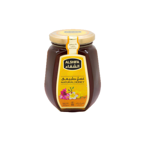 Picture of Alshifa Natural Honey - 500 gm