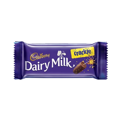 Picture of Cadbury Dairy Milk Crackle Chocolate Bar - 36 gm