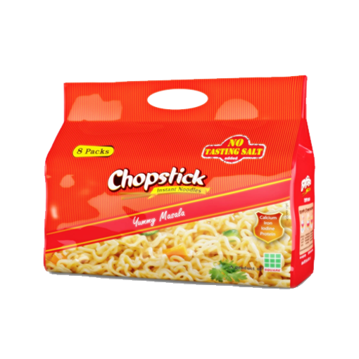 Picture of Chopstick Instant Noodles (Yummy Masala) - 496 gm